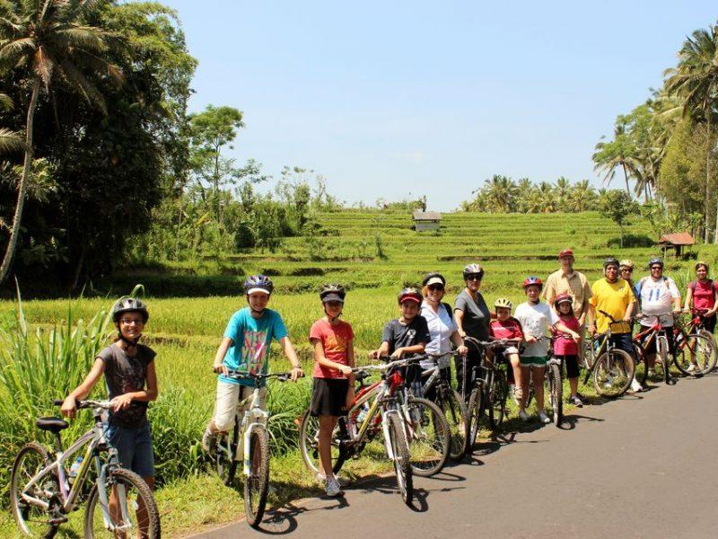 Bali Countryside Cycling Tour Tour Bali Driver
